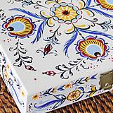 Krabičky - Ručne maľovaná šperkovnica Martinka - 6645661_