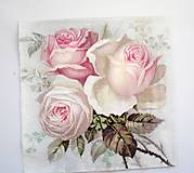- Servítka V2- Love Rose - 6641639_