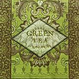 Papier - S672 - Servítky - zelený čaj, green tea - 6646028_