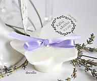 Svietidlá a sviečky - Darček pre hostí - plávajúca sviečka P31 - 6648900_