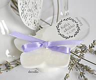 Svietidlá a sviečky - Darček pre hostí - plávajúca sviečka P31 - 6648903_