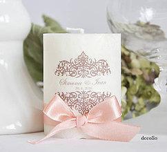 Darčeky pre svadobčanov - Darček pre hostí #16 - 6648671_