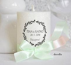 Darčeky pre svadobčanov - Darček pre hostí #21 - 6648823_
