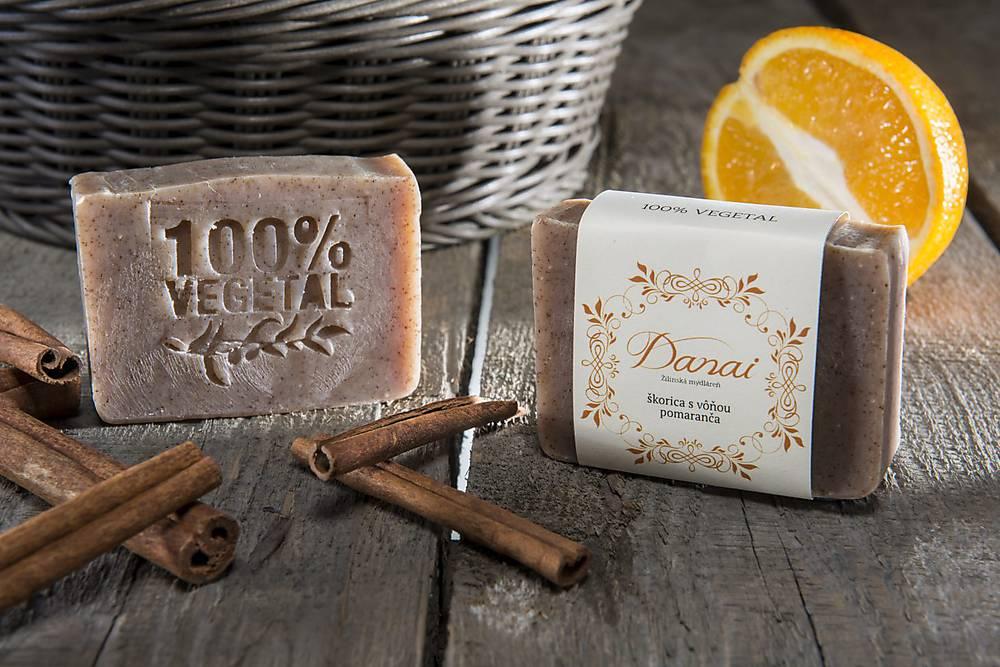 Škorica s vôňou pomaranča