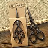 - Vintage nožničky - 6646649_
