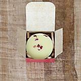 Drogéria - Cukrová pivonka - masážna kocka - 6649689_