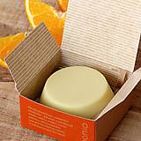 Drogéria - Pomaranč & eukalyptus - masážna kocka - 6649807_
