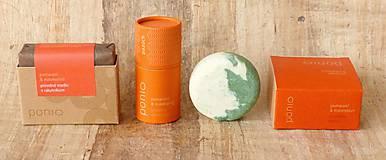 Drogéria - Pomaranč & eukalyptus - žihľavový šampúch® 30g - 6649848_