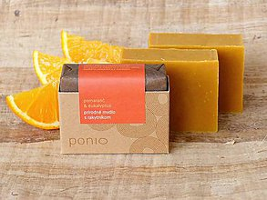 Drogéria - Pomaranč & eukalyptus s rakytníkom - 6649785_