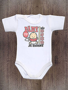Detské oblečenie - originalne body - 6646371_