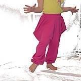 Detské oblečenie - Růžové ušaté - 6647973_