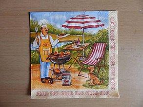 Papier - grill bar - 6648416_