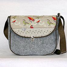 Kabelky - Suzanne (birds2) - 6651522_