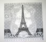 - Servítka Paríž - 6653308_