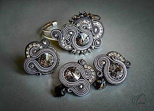 Sady šperkov - Simple design XI. - šujtášová sada - 6653233_