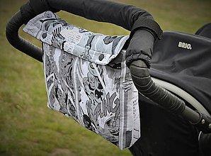 Textil - Univerzálna taštička - 6655836_