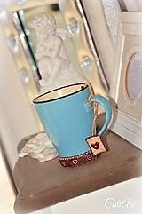 Som čajová - hrnček na čaj