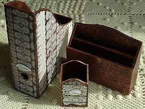 Krabičky - ČIPKA.šanon,zakladač TOGETHER - 6654721_