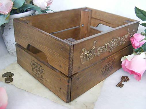 1fb2cb8cf Vintage bednička ... / Home Sweet Home / giovana - SAShE.sk ...
