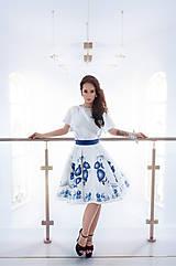 Sukne - suknička FOLK - 6658388_