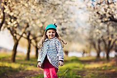 Čiapky - detská dievčenská šiltovka kolekcia Jolie - 6656758_