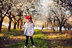 Čiapky - detská dievčenská šiltovka kolekcia Jolie - 6656821_