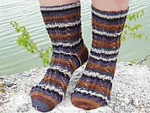 Obuv - hot-socks s pravej ponožkovej (v.38-40) - 6658542_