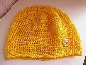 Detské čiapky - detská čiapka SOLEI - 6661002_