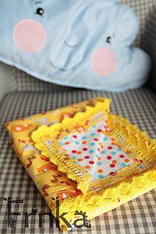 Textil - Dečka nielen na nožky II. - 6660860_