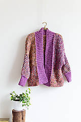 Svetre/Pulóvre - Vlnený sveter/kardigan