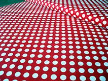 Textil - Bavlna Spot On RED - 6659613_
