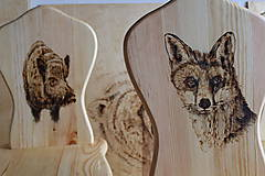 Nábytok - drevené stoličky - 6661197_