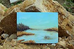 Obrazy - Obkľúčení vodou - 6659639_