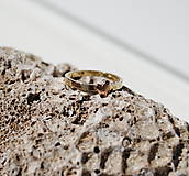 Prstene - 1x alebo prstienok so srdiečkom - 6665395_