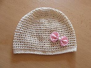 Detské čiapky - detská čiapka SIMMONET IV - 6664771_