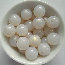 Korálky - SUNNY plast 10mm-10ks - 6666542_