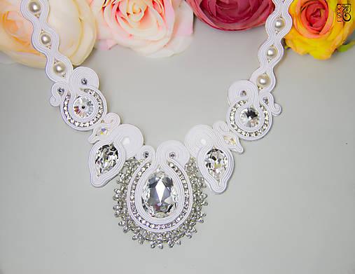 Svadobný náhrdelník Vesna