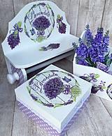 Krabičky - Levanduľovo - 6665947_