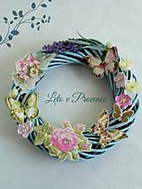 - Leto v Provence venček - 6666351_