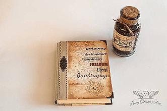 Papiernictvo - Travelling Diary/ na zákazku :) - 6663046_