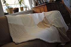 Mäkkučká provensálska deka