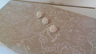 Úžitkový textil - Vintage stola  - 6669746_