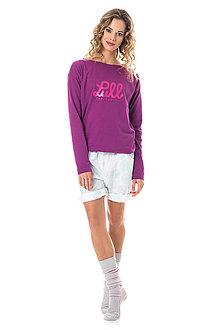 Pyžamy a župany - Pyžamko Purple Trompett - 6671003_