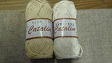 Galantéria - Novinka priadza CATALIN odtien bežový - 6671504_