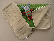 Merino Wool Blanket and Bugaboo Universal Seat Liner
