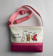 Detské tašky - luckina kabelka - 6667301_