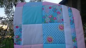 Textil - Patchwork deka - Romantic - 6675892_