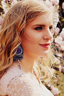 Náušnice - ...brocade earrings n.29 - 6675048_