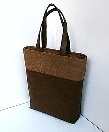 Veľké tašky - Taška - Rozitka Braun - 6675364_