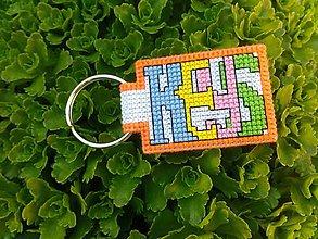 Kľúčenky - prívesok KEYS - 6671901_